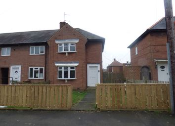 Thumbnail 2 bed terraced house to rent in Polmuir Road, Sunderland
