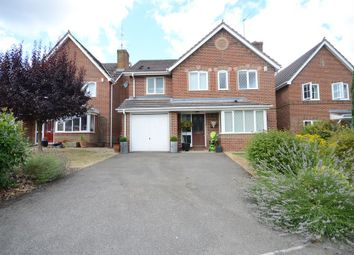 Thumbnail 4 bed detached house to rent in Treforgan, Caversham, Reading