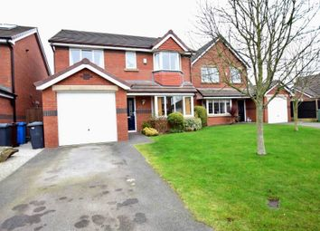 Thumbnail 4 bedroom detached house for sale in Tennyson Avenue, Warton, Preston
