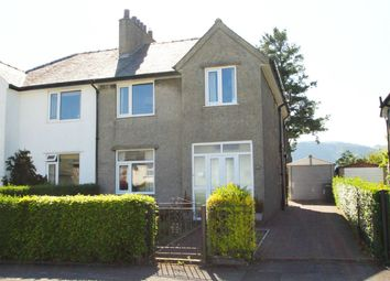 Thumbnail 3 bed semi-detached house for sale in 57 The Headlands, Keswick, Cumbria