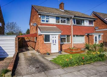 Thumbnail 3 bed semi-detached house for sale in Regal Drive, Darlington