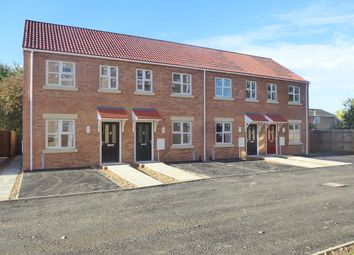 Thumbnail 2 bed end terrace house for sale in Lerowe Road, Wisbech