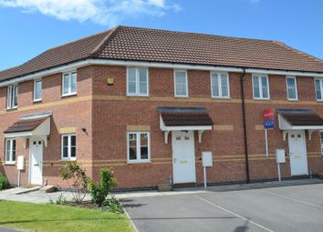Thumbnail 2 bed property for sale in Rose Close, Chellaston, Derby