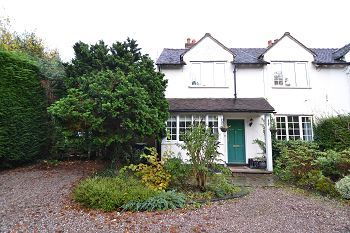 Thumbnail 3 bed semi-detached house to rent in Chelford Road, Knutsford, Cheshire
