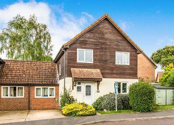 Thumbnail 4 bed detached house for sale in Edington Close, Bishops Waltham, Southampton
