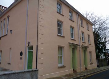 Thumbnail 1 bed flat to rent in Lion Street, Brecon