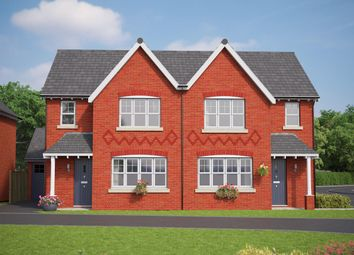 Thumbnail 3 bed semi-detached house for sale in The Banbury, Bryn Y Mor, Old Colwyn