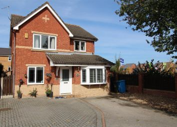 Thumbnail 4 bed detached house for sale in Rosewood Close, Worksop