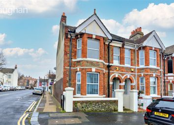 Queens Park Road, Brighton BN2. 3 bed maisonette for sale