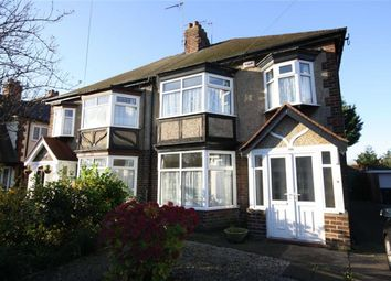 Thumbnail 4 bed semi-detached house to rent in Fairfax Avenue, Hull