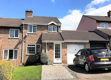 Thumbnail 4 bed semi-detached house for sale in Redwood Close, Honiton