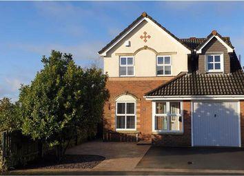 Thumbnail 3 bed detached house for sale in Redwood Drive, Longridge, Preston