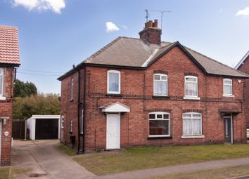 Thumbnail 3 bed semi-detached house for sale in Walesby Lane, New Ollerton