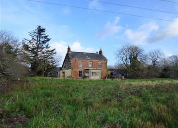 Thumbnail 3 bed detached house for sale in Lower Pelcomb Farm, Pelcomb Cross, Haverfordwest