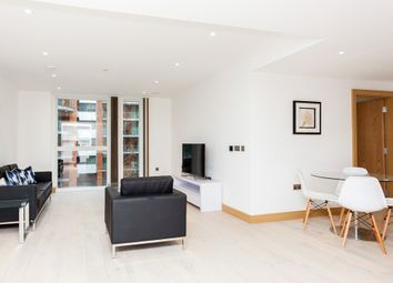 Thumbnail 2 bed flat to rent in Hermitage Street, Hyde Park