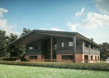 Thumbnail 4 bed barn conversion for sale in Barretts Lane Farm, Barretts Lane, Balsall Common, Coventry