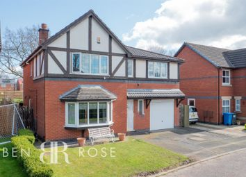 4 bed detached house for sale in Orchard Close, Euxton, Chorley PR7