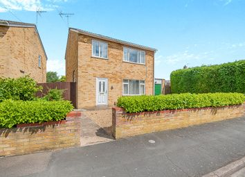 Thumbnail 3 bed detached house for sale in Plover Road, Whittlesey, Peterborough