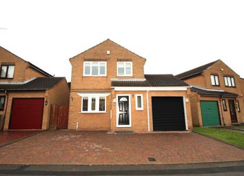 Thumbnail 3 bed detached house for sale in Parklands, Wardley, Gateshead