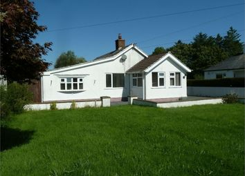 Thumbnail 2 bed detached bungalow for sale in Silver Birch, Boncath, Pembrokeshire