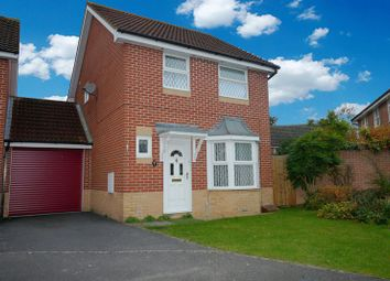 Thumbnail 3 bedroom link-detached house for sale in Windrush Mews, Didcot