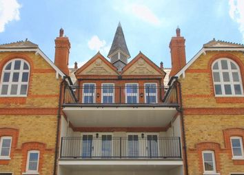 Thumbnail 2 bed flat for sale in Clarence Crescent, Sidcup