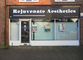 Thumbnail Retail premises for sale in 86 Whitehouse Common Road, Sutton Coldfield