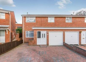 Thumbnail 4 bed end terrace house for sale in Regents Park Gardens, Southampton, Hampshire