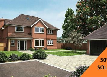 Thumbnail 6 bed detached house for sale in Finchampstead Road, Wokingham, Berkshire