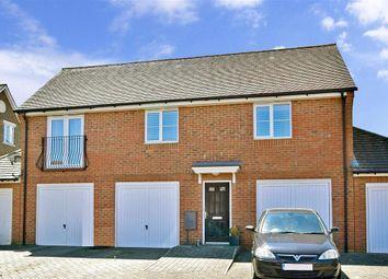 Thumbnail 2 bed flat for sale in Hazen Road, Kings Hill, West Malling, Kent