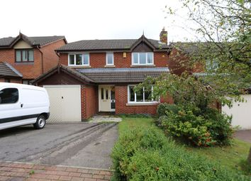 Thumbnail 4 bed detached house for sale in Tarnbeck, Norton, Runcorn, Cheshire