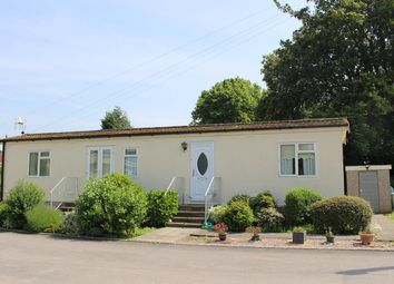 Thumbnail 2 bed mobile/park home for sale in Nut Walk, Ham Manor Park, Llantwit Major