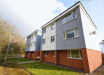 Thumbnail 3 bed flat for sale in Monmouth Close, New Inn, Pontypool