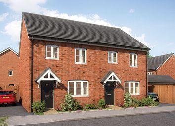 "Thumbnail 3 bedroom terraced house for sale in ""The Magnolia"" at Melton Road, Nottinghamshire, Edwalton"