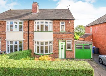 Thumbnail 3 bed semi-detached house for sale in Shaldon Drive, Littleover, Derby