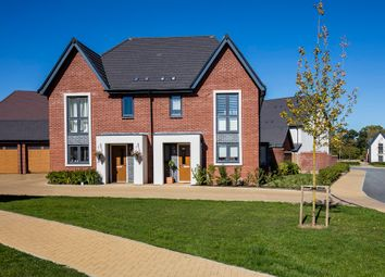 "Thumbnail 3 bed property for sale in ""The Oxford"" at Welton Lane, Daventry"
