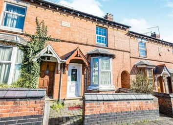 Thumbnail 3 bedroom terraced house to rent in Lodge Road, Redditch