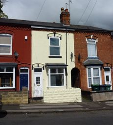 Thumbnail 2 bedroom terraced house for sale in Parkes Street, Smethwick, West Midlands