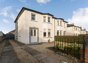 Thumbnail 3 bed semi-detached house for sale in Mosshead Road, Bearsden, Glasgow, East Dunbartonshire
