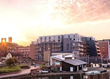 Thumbnail 1 bedroom flat to rent in Brayford Wharf North, Lincoln