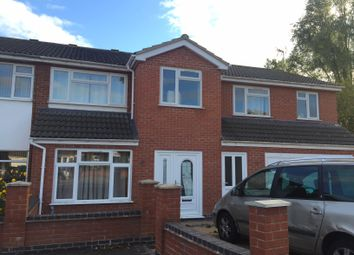 Thumbnail 1 bed property to rent in Kensington Avenue, Loughborough