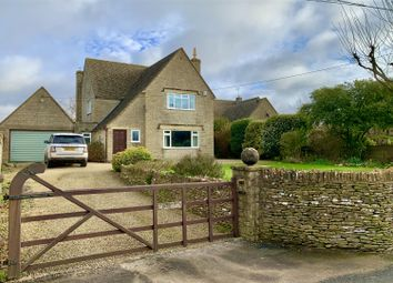 Thumbnail 3 bed detached house for sale in Ampney Crucis, Cirencester