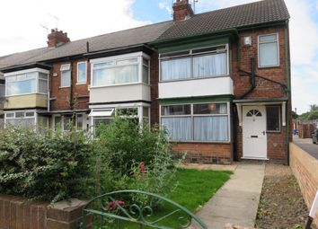 Thumbnail 3 bedroom property for sale in Tennyson Avenue, Hull