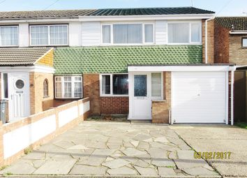 Thumbnail 3 bed end terrace house for sale in Portsea Road, Tilbury