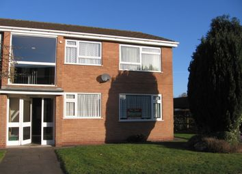 Thumbnail 2 bed flat to rent in Moorfield Court, Newport, Shropshire