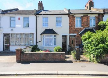 Thumbnail 3 bed terraced house for sale in Lodge Lane, North Finchley, Woodside Park, London