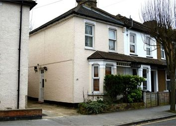 Thumbnail 2 bed end terrace house to rent in Leslie Grove, East Croydon, Surrey