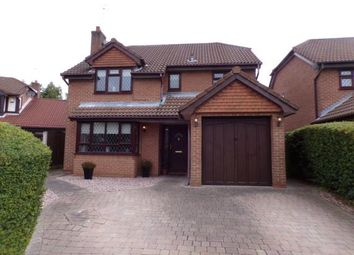 Thumbnail 4 bed detached house for sale in Salisbury Park, Childwall, Liverpool, Merseyside