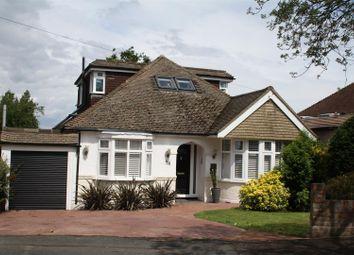 Thumbnail 4 bed detached bungalow for sale in Tudor Avenue, Worcester Park