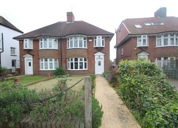 Thumbnail 3 bed property to rent in Nevill Avenue, Hove
